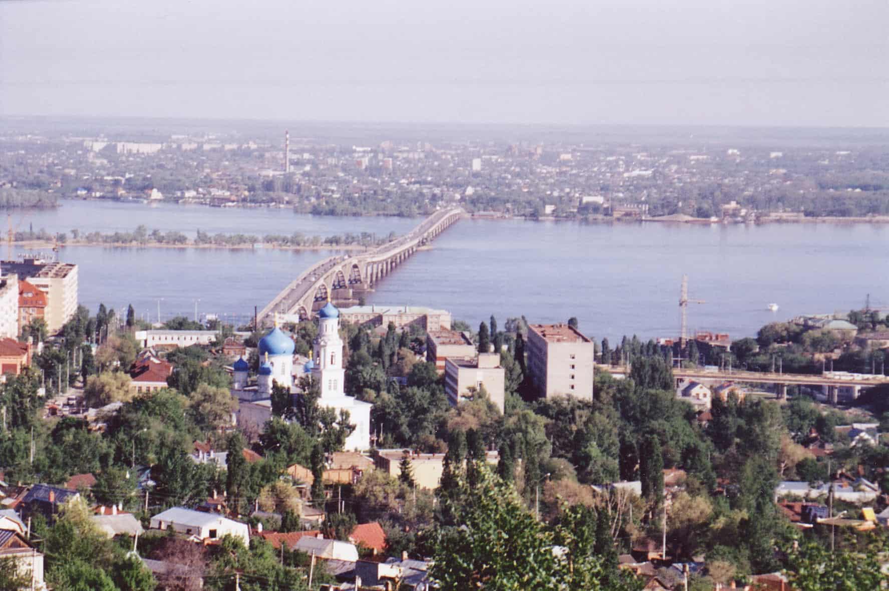 Garonne-Volga et retour(s)