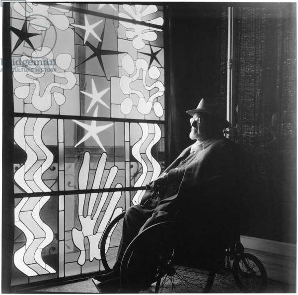Matisse, from Oceania to stained glass