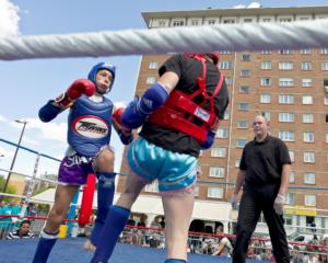 La boxe et la vie