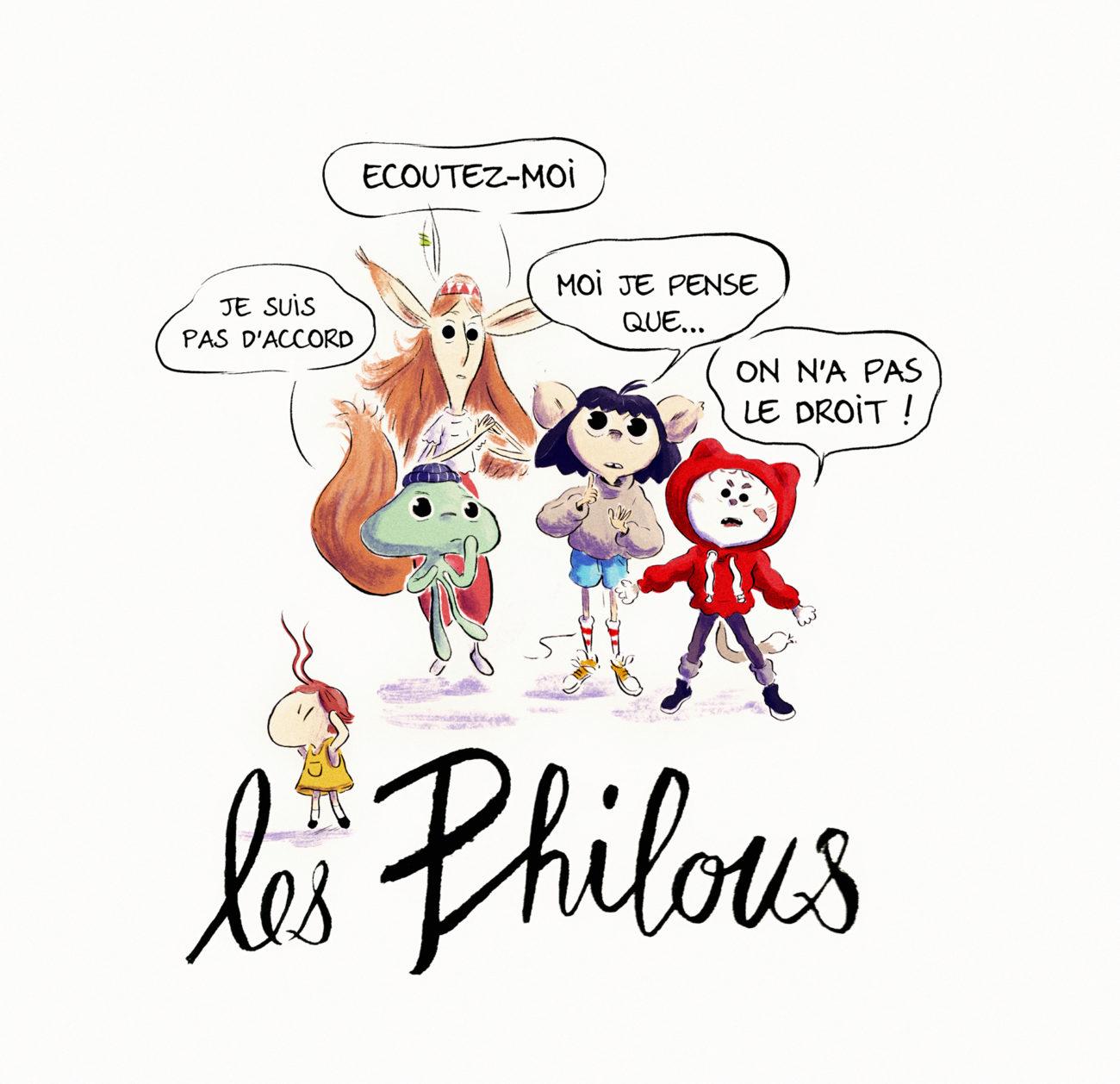 Les Philous