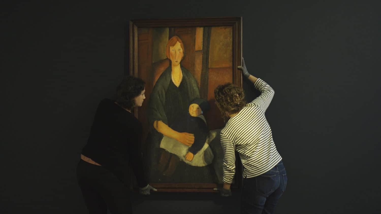 Modigliani and his secrets